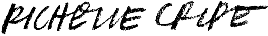 Richelle Cripe Signature Logo